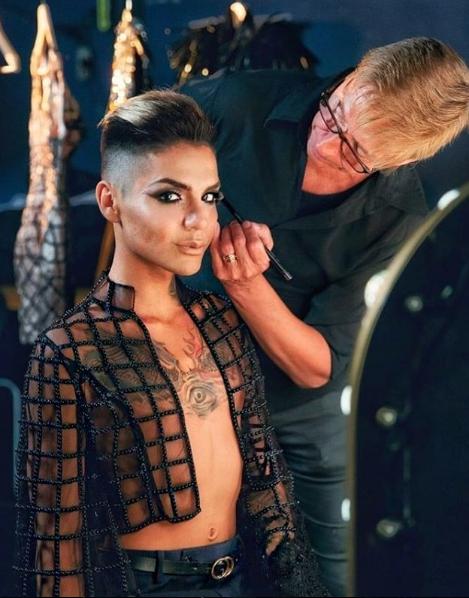 """Entrevista a Linda Méndez: """"A través de la moda, me encontré conmigo y con mi felicidad"""""""
