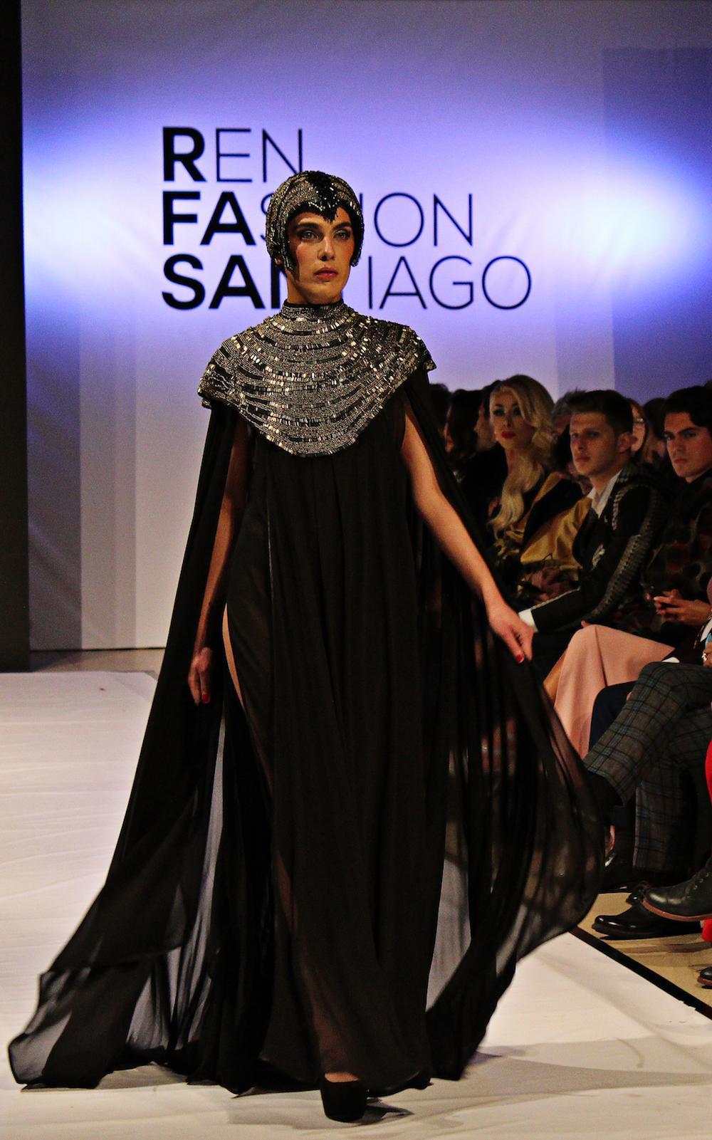 Texturas, color y teatralidad en la 5ta versión de Ren Fashion Santiago