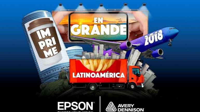"""""""Imprimir en grande"""", el concurso de Epson dirigido a artistas"""