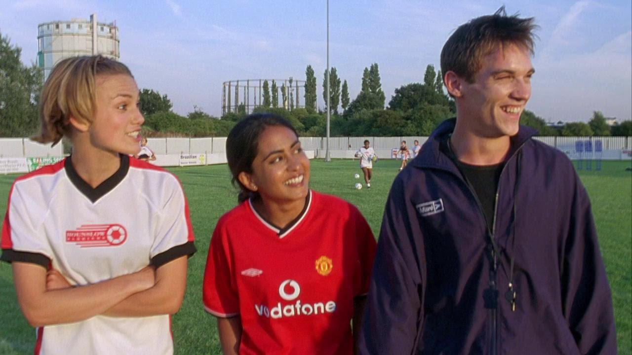 "Recordando la película ""Bend it like Beckham"" (2002)"