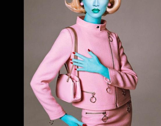 @dragmorph, la cuenta de Instagram que combina la moda con las participantes de RuPaul's Drag Race