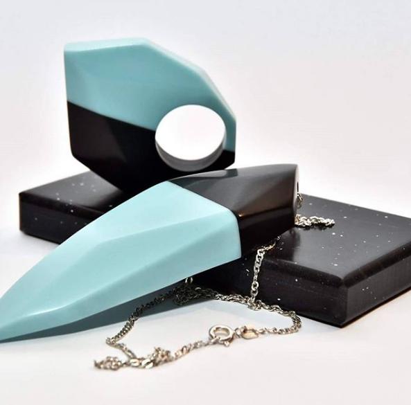 La joyería contemporánea de Cecilia Araneda