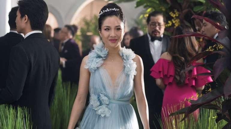 """""""Crazy Rich Asians"""", el nuevo éxito glamoroso del cine"""