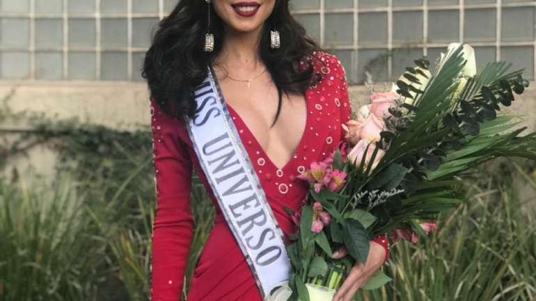 Andrea Díaz, la nueva Miss Chile que busca ganar la corona del Miss Universo 2018