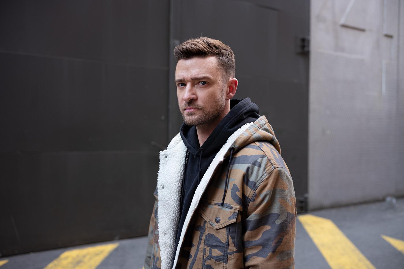 Fresh Leaves, la nueva colaboración de Justin Timberlake junto a Levi's