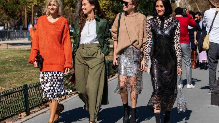 Lo mejor del street style de Paris Fashion Week