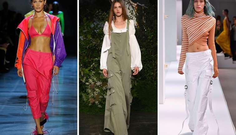 Algunas de las tendencias que dejó New York Fashion Week