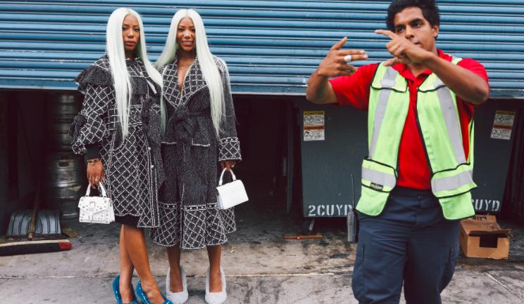 Lo mejor del street style de New York Fashion Week I