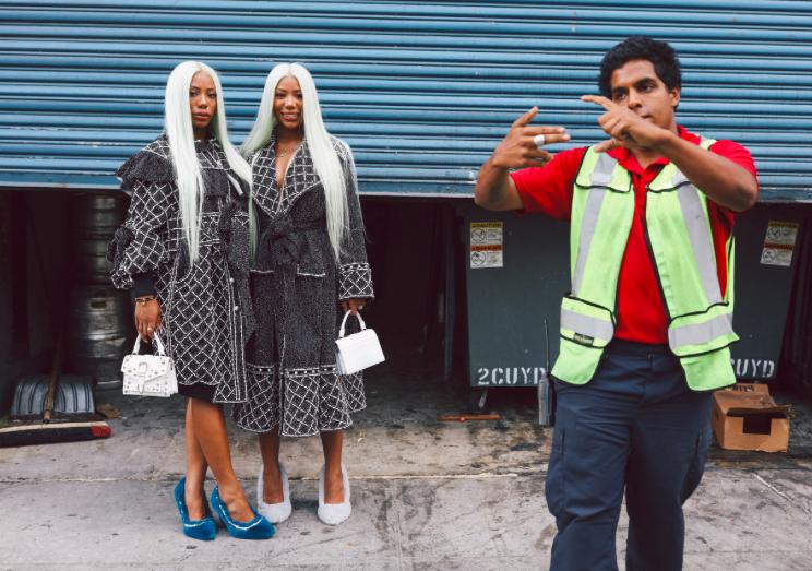 Lo mejor del street style de new york fashion week i viste la calle Style fashion week in la