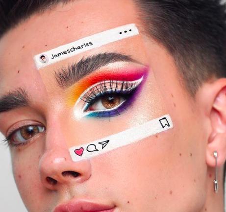 Instagram v/s la vida real, la tendencia que se apodera de los maquilladores y aficionados