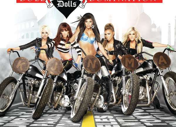 "10 años del álbum ""Doll Domination"" de las Pussycat Dolls"