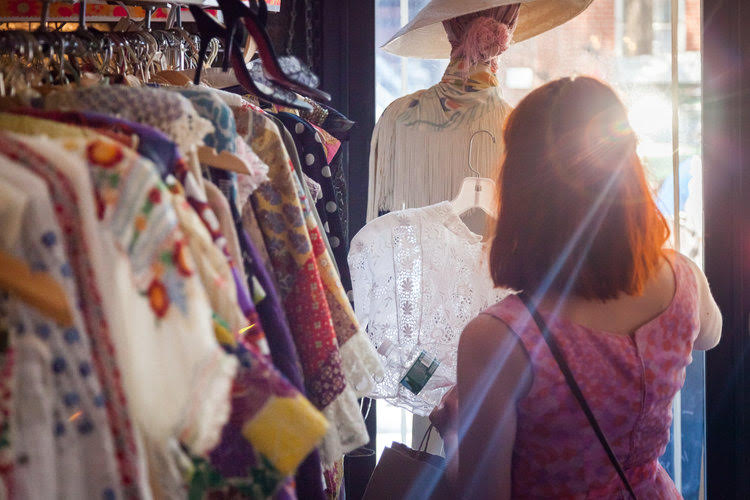 Llega Traperas este fin de semana: Moda vintage en Barrio Italia