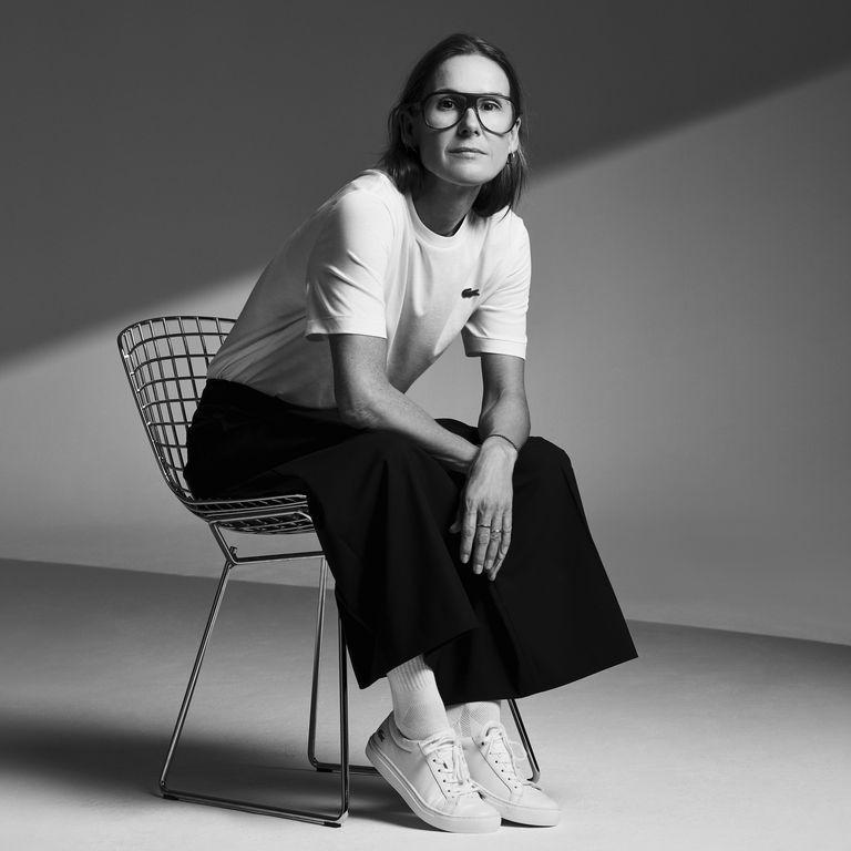 Lacoste contrata a la primera Directora Creativa en sus 85 años de historia