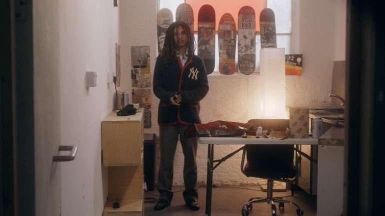 Connor Kawaii, el joven artista y modelo que combina su pasión con el skateboarding