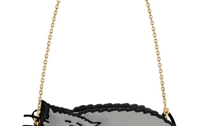 Louis Vuitton + Grace Coddington, el lanzamiento de la esperada colección