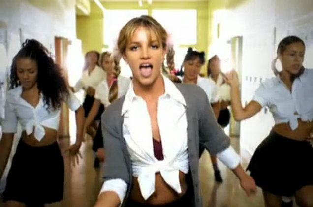 "20 años de ""Baby One More Time"" de Britney Spears"