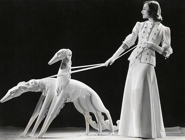 """""""Night and Day: 1930s Fashion and Photographs"""", la exhibición que muestra lo mejor de esa década"""