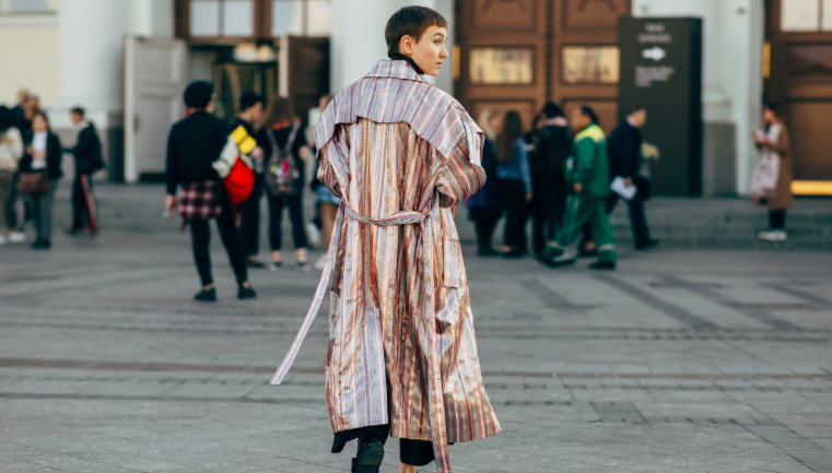 Lo mejor del street style de Russia Fashion Week Spring 2019