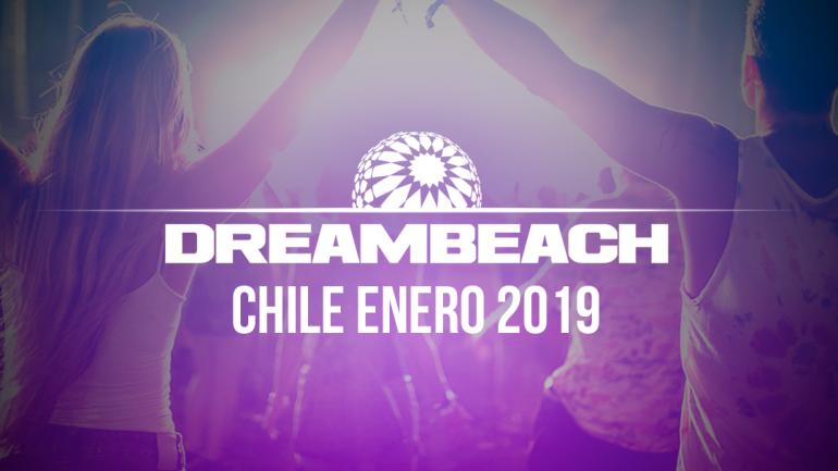 Dreambeach, el festival de música electrónica que llega a Chile
