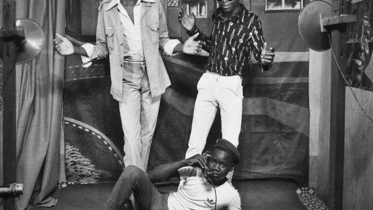 Sory Sanlé y sus crónicas de estilo africano