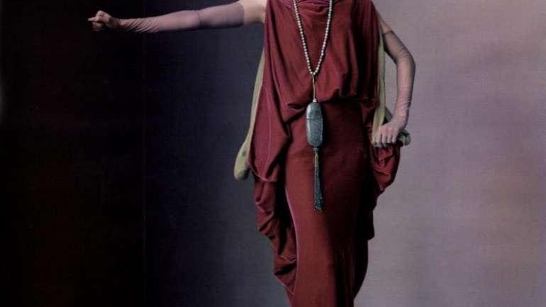 Flashback: Cuando Irving Penn fotografió a Nicole Kidman, 2004