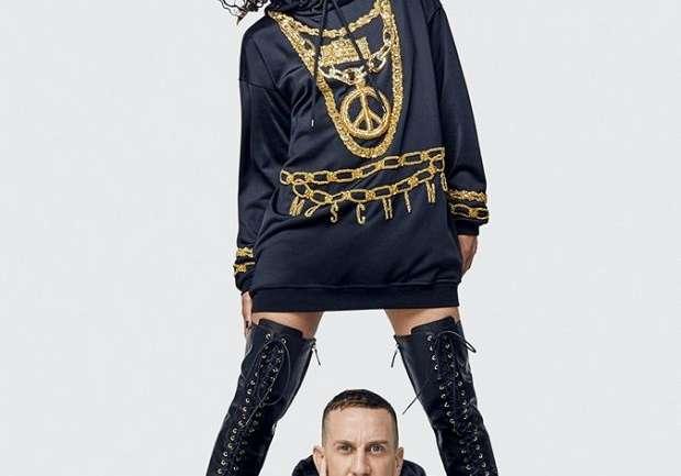 La diversidad llega al lookbook de Moschino x H&M