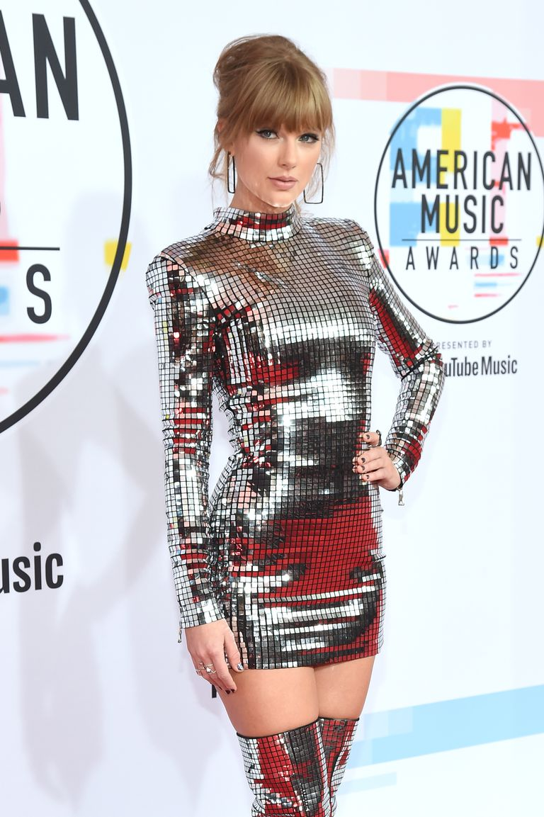Los looks de los American Music Awards 2018