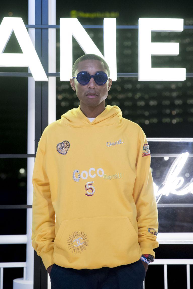 Algunas revelaciones sobre la colección de Pharrell Williams y Chanel