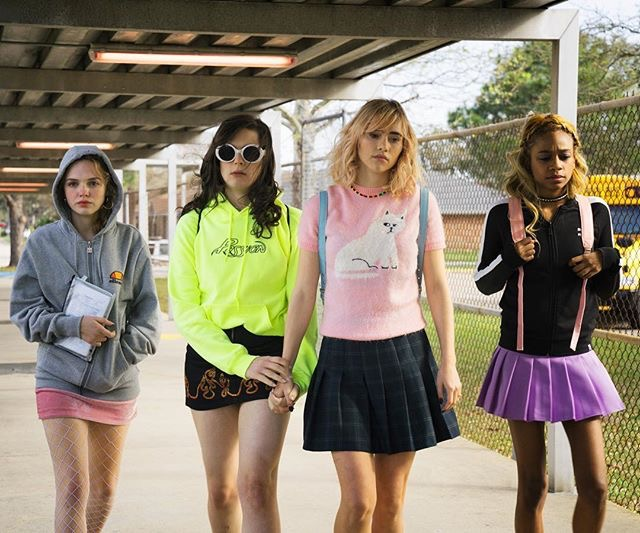"Estilo adolescentes y brujas de Salem: ""Assassination Nation"" (2018)"