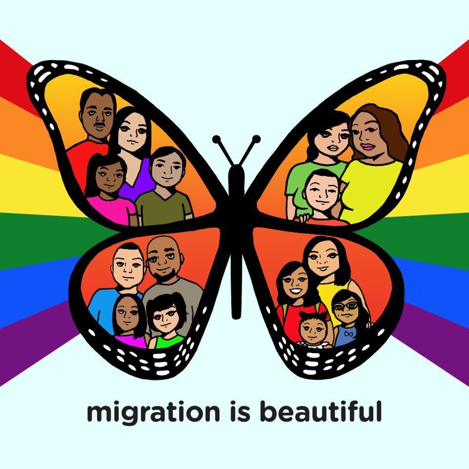 """Entrevista al ilustrador mexicano Julio Salgado: """"Con mi arte quiero demostrar que soy más que una víctima, que soy un humano complejo que no tiene que quedarse en el clóset por ser queer e indocumentado"""""""