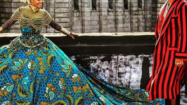 Claude Kameni, la diseñadora camerunense que triunfa entre las famosas