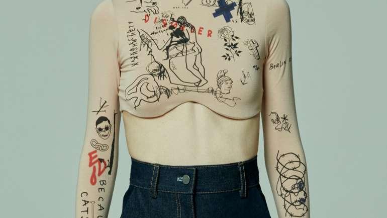 TATTOOSWEATERS, una firma que une la ropa con los tatuajes