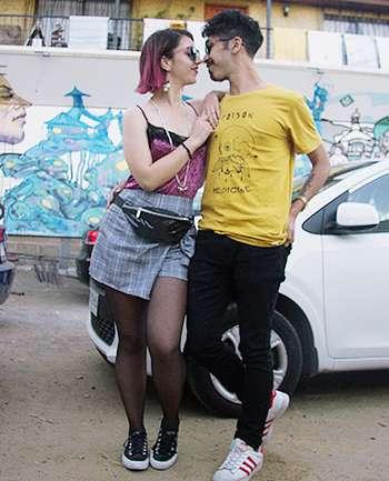 Daniela y Alvaro