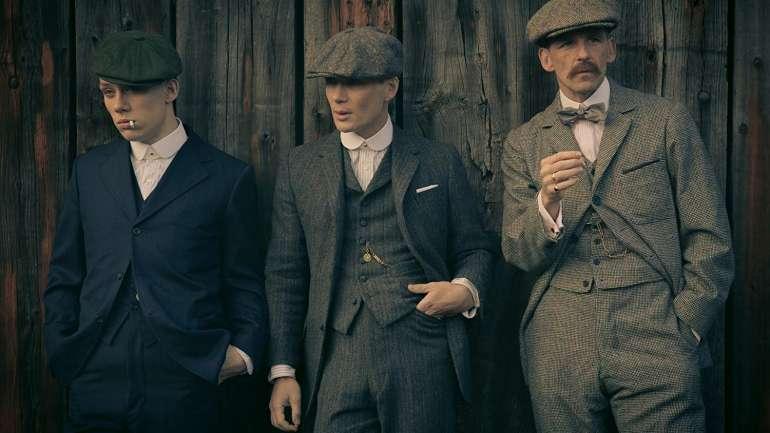 """""""Peaky Blinders"""", la serie con mejor estilo masculino de la TV"""