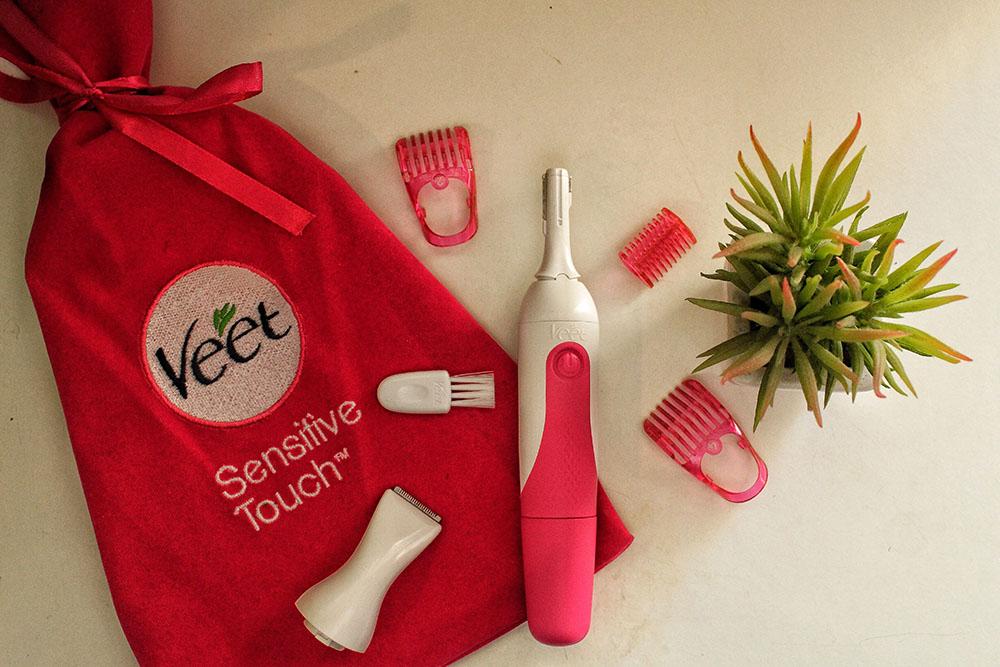 Probamos el nuevo rasurador eléctrico 'Veet Sensitive Touch': Portátil, práctico e ideal para eliminar el vello en las zonas sensibles