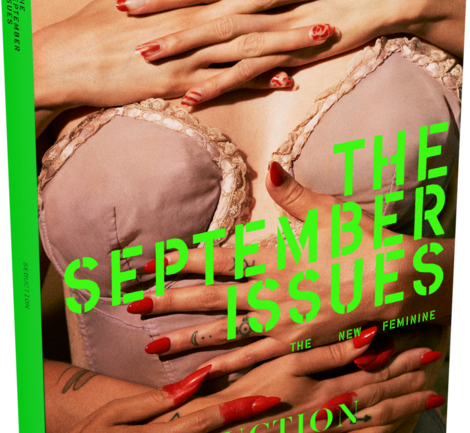 The September Issues, la publicación que mantiene una exclusiva mirada femenina hacia la moda