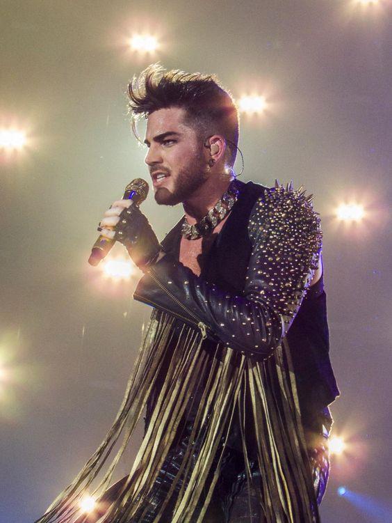 Adam Lambert, un espectáculo visual