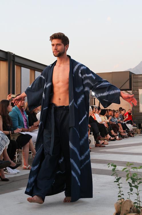 El desfile de Savia en la Semana de la Moda Slow