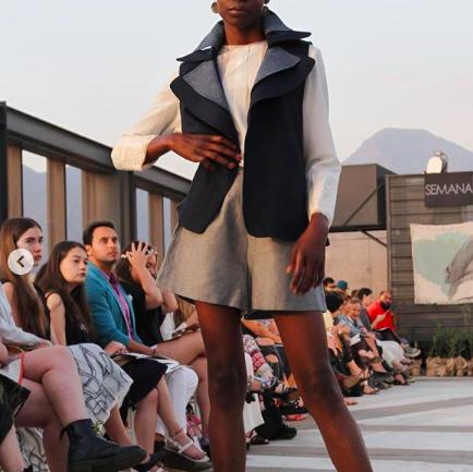 El desfile de Surorigen en la Semana de la Moda Slow