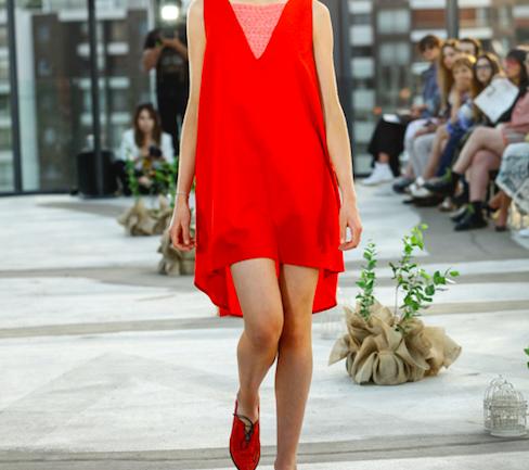 El desfile de El Trato en la Semana de la Moda Slow