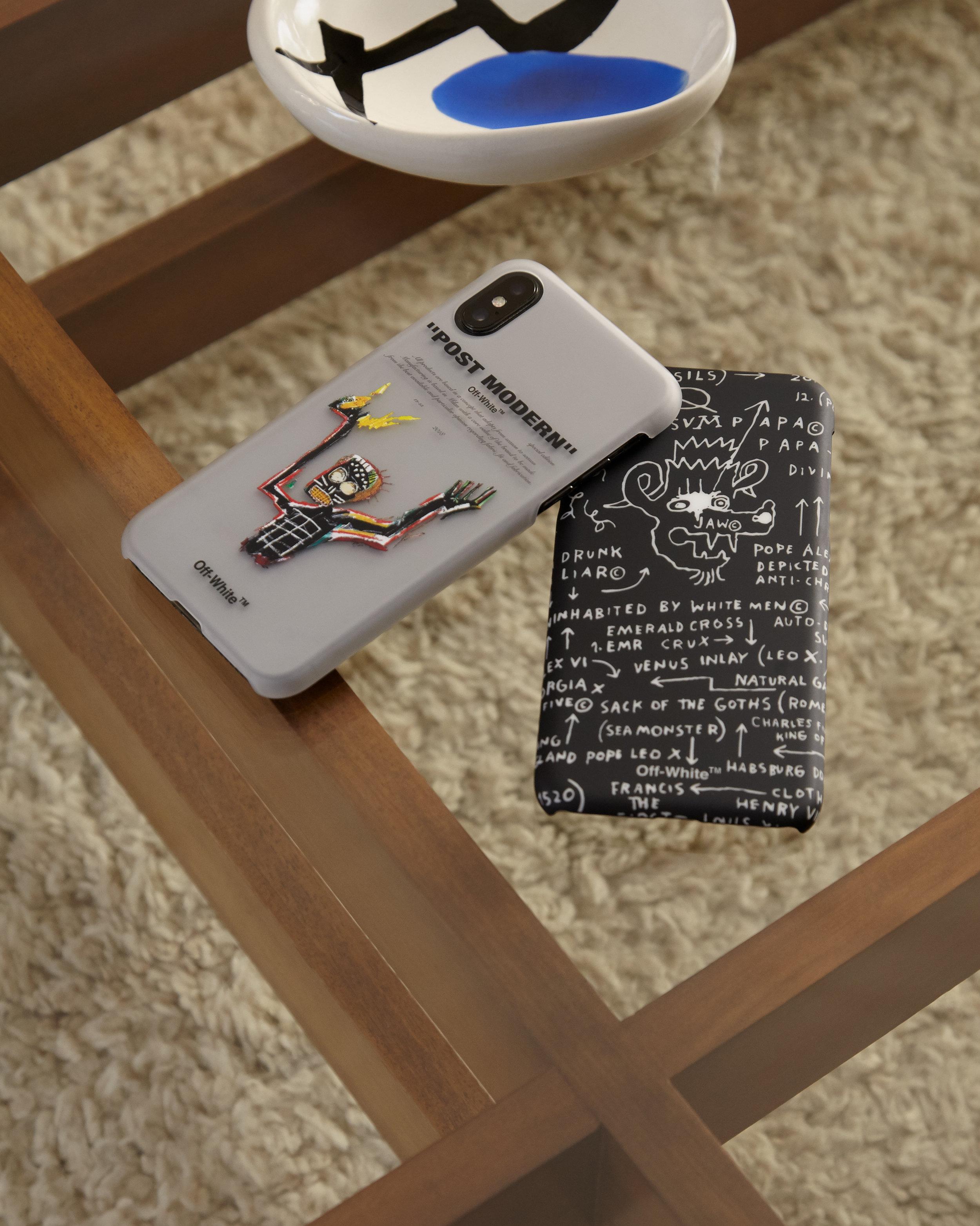 La sorpresiva colección de Off-White + Jean-Michel Basquiat