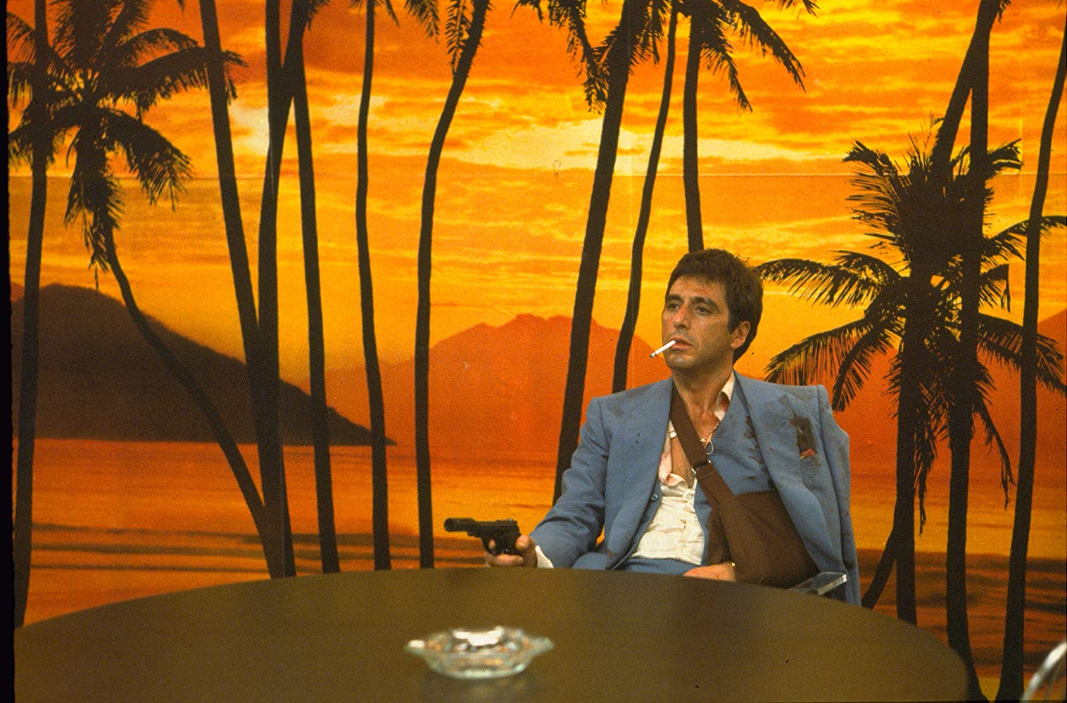 """Scarface: 35 años de """"The world is yours"""""""