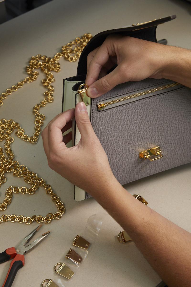 ¿Cómo se hicieron las prendas y accesorios de Louis Vuitton S/S 2019?