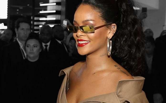 Rihanna podría estar creando una casa de moda de lujo
