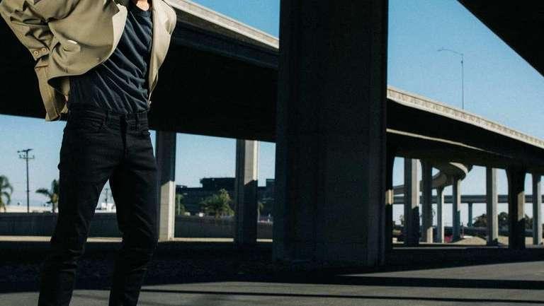 Dylan y Cole Sprouse son parte de la nueva campaña de J Brand