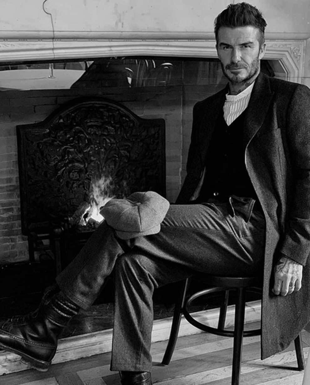 Peaky Blinders, la inspiración tras el look (y una nueva colección) de David Beckham