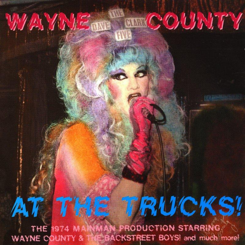 Antes de Hedwig, estaba Jayne County