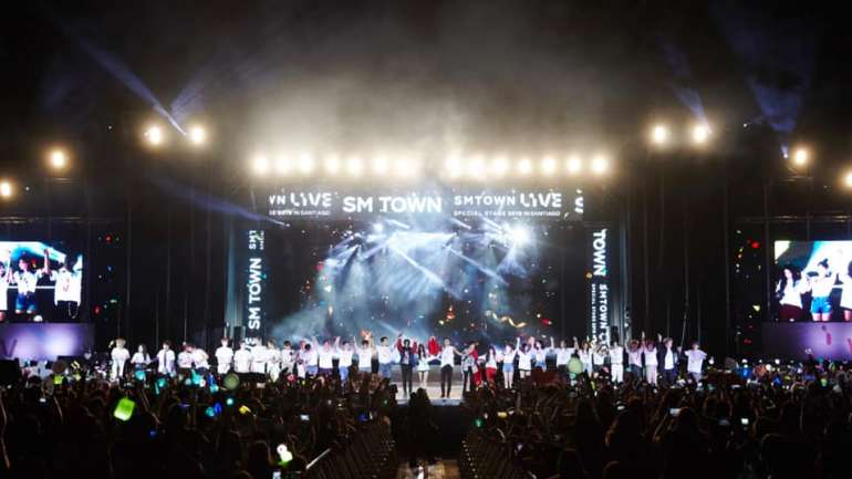 """Mi paso por SMTown Live en Chile o cómo entender el K-pop como """"no – fan"""""""