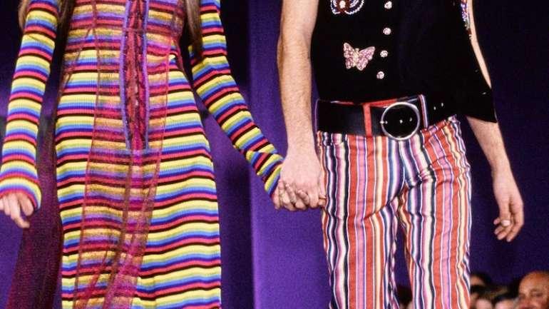 Anna Sui y Christian Francis Roth S/S 1993: Las otras colecciones grunge