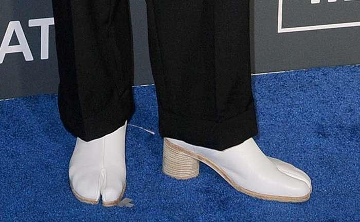 El renacer de los Tabi shoes de Margiela